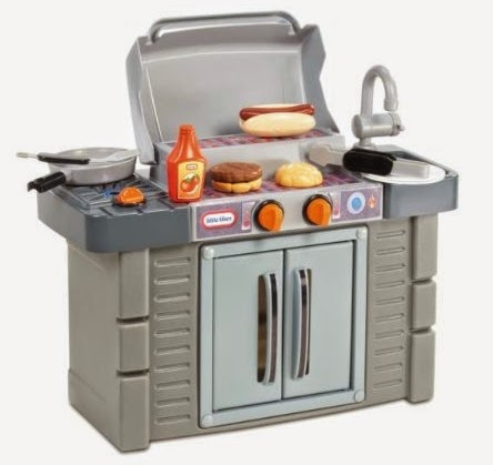 Daily Cheapskate: Little Tikes Cook \'n Grow BBQ Grill for ...