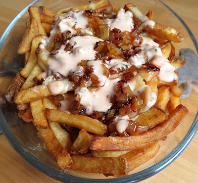 Copycat Animal Fries