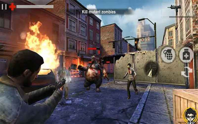 Death Invasion : Survival 1.0.39 Apk
