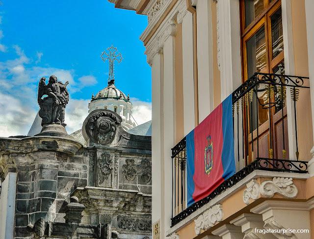 Centro Histórico de Quito, Igreja de La Compañia