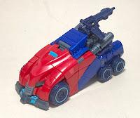 Tribute Optimus Prime Vehicle Mode