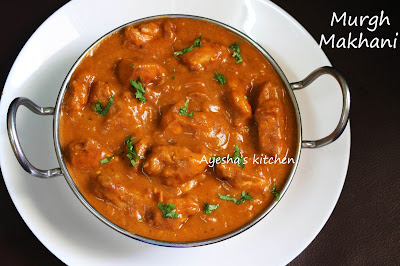butter chicken recipes murgh makhani veg gravy side dish for chapati restaurant style chicken gravy