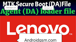 How To Download Lenovo MTK DA Secure Boot Agent (DA) Unlock Tool Latest Update 2020 Free Password Download To AndroidGSM