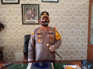 Sosok Kapolres AKBP Ikhwan, SH, MH di Polres Batubara
