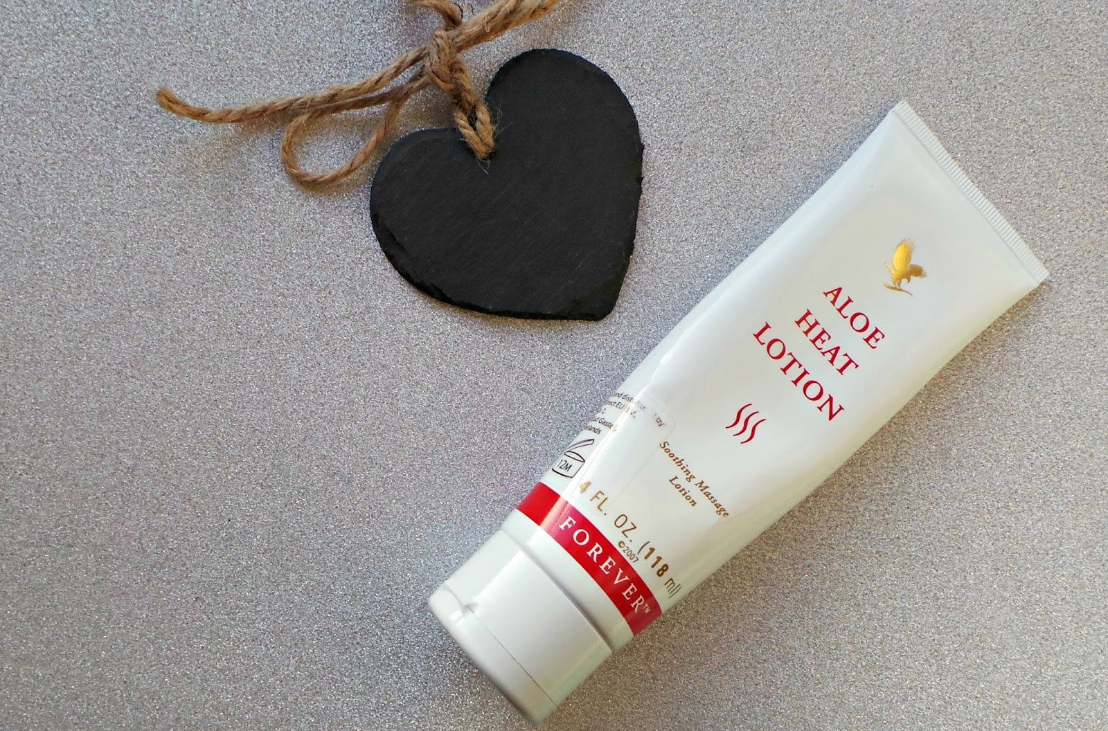 forever living aloe heat lotion