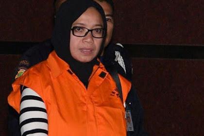 Eni Saragih Ditahan, Suaminya Bupati Temanggung Terpilih 'Dilepas' KPK, Ini Alasannya