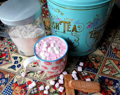 Strawberry Hot Cocoa Mix