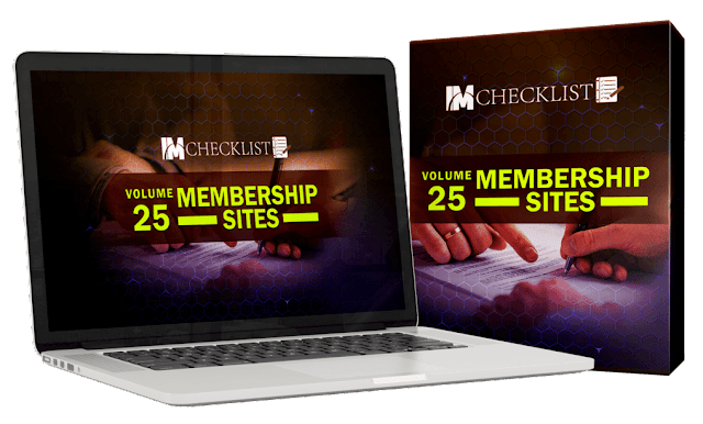 IM Checklist Monthly Membership Review Access Our Entire Collection of Marketing Checklist