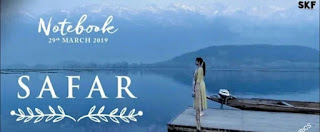 SAFAR LYRICS - Notebook - Mohit Chauhan