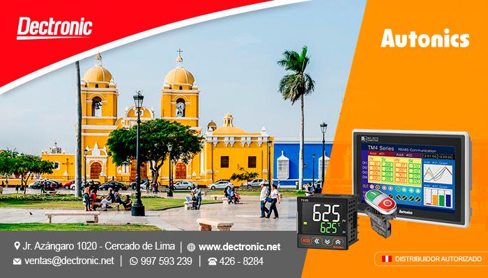 Autonics Trujillo - Perú