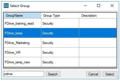 مثال 1: احصل على مجموعات متداخلة لمجموعة واحدة
