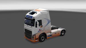 Bigavto Skin for Volvo 2013