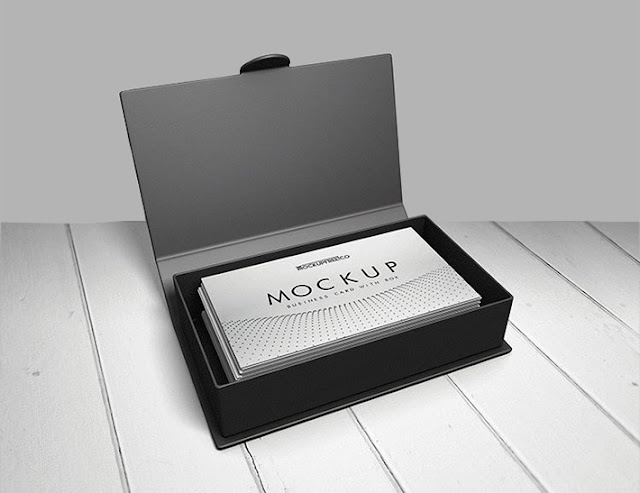 Elegant business card design with box mockup free download elegant business card design with box mockup available in psd file for photoshop business cards is one of the most important and cost effective marketing reheart Gallery