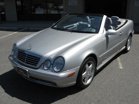 pumpkin fine cars and exotics 2000 mercedes benz clk430 cabriolet. Black Bedroom Furniture Sets. Home Design Ideas