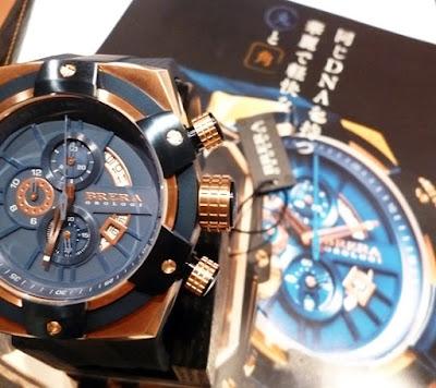 大阪 梅田 イタリア ファッション ウォッチ 腕時計 ブレラ ブレラオロロジ BRERA OROLOGI PRO DIVER 人気