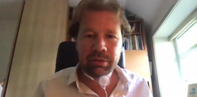 Prof Ward: Cukong Mendanai Kampanye Politik Adalah Strategi Bisnis
