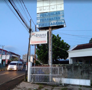 Travel Cianjur Sukabumi