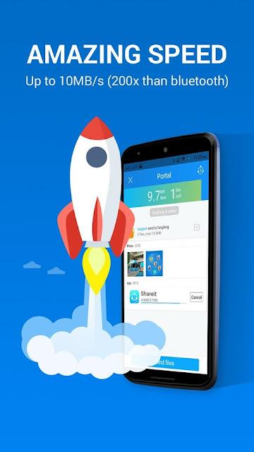 Tutorial lengkap Cara mengirim file super cepat dari android ke laptop mengunakan shareit