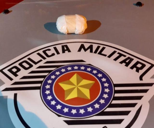 Polícia Militar tira mais um traficante  de circulação  em Adamantina