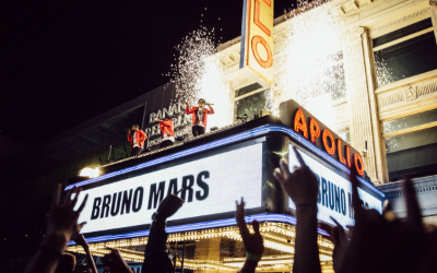 Bruno Mars: 24K Magic Live at the Apollo.