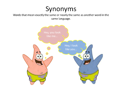 synonyms patrick spongebob xpinoblog