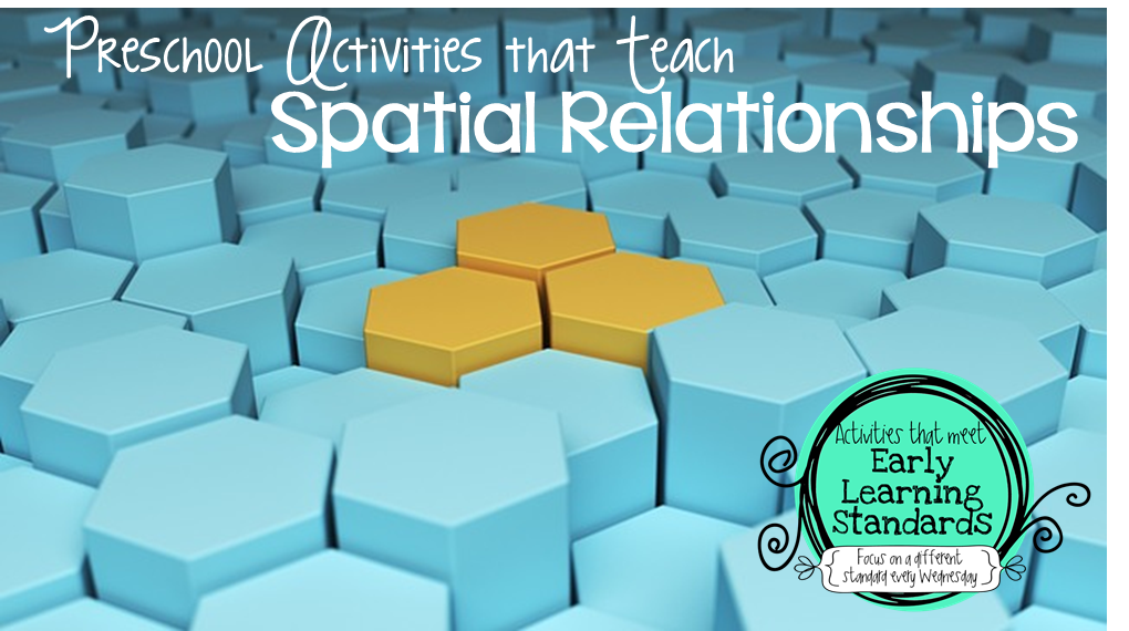 what is a spatial relationship