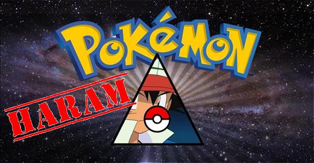 Pokemon Go Haram DI mainkan oleh orang Islam