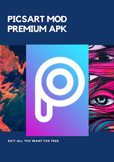 Download Premium PicsArt Photo Editor APK File Free