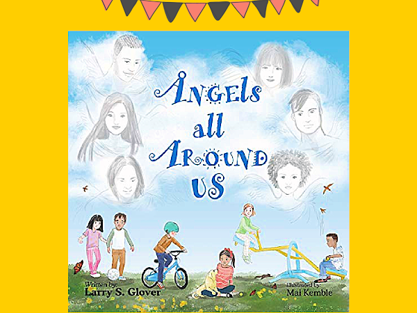 Book Review: Angels all Around us