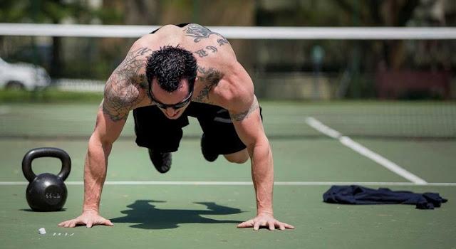 Los 5 ejercicios Fitness más brutales y extremos que pondrán a prueba tu fuerza