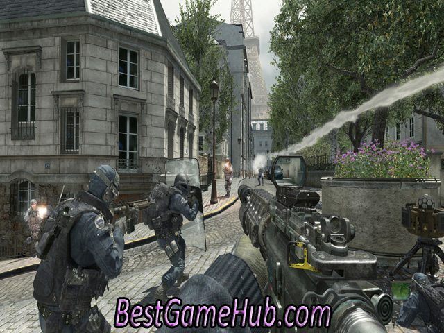 Call of Duty Modern Warfare 3 Shooter Game Download Free