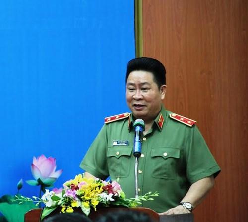 Đề nghị Bộ Chính trị kỷ luật Thứ trưởng Công an Bùi Văn Thành