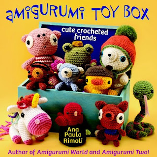 amigurumi toy box book ana paula rimoli