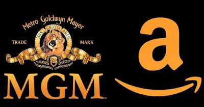 Oficial - Amazon Compra MGM Por Mais de 8 Mil Milhões de Dólares