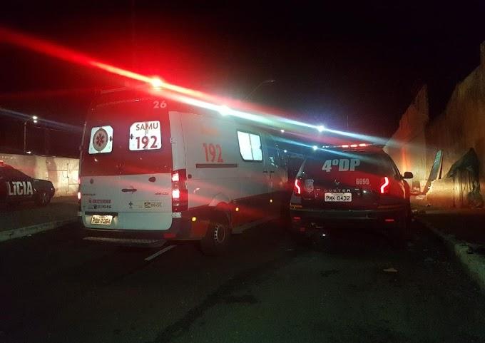 Jovem é assassinado a tiros na Via Expressa, em Fortaleza