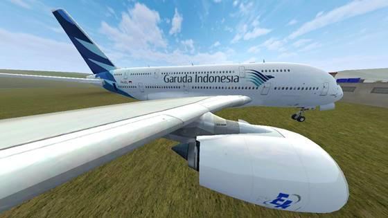 mod bussid pesawat garuda indonesia