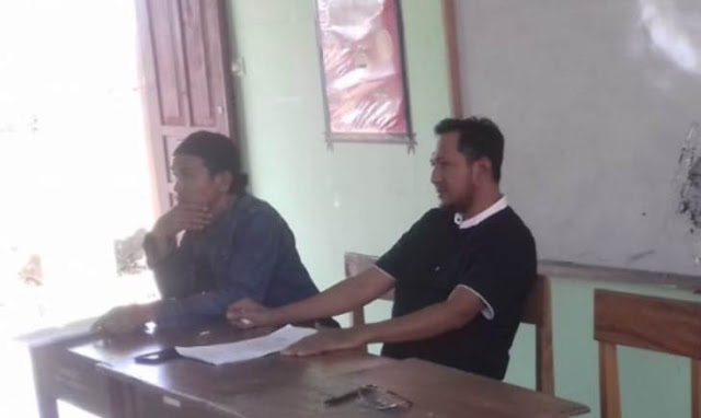 SMK 7 Selayar, Persiapkan Pemilihan Ketua OSIS Dengan E-Voting