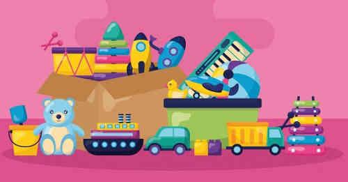 Bisnis Mainan Anak SD Modal Kecil Paling Menguntungkan
