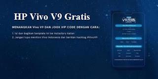 HP Vivo V9 Gratis