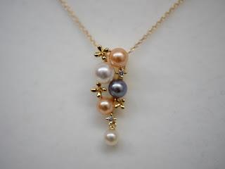 田崎真珠のネックレスなどお買い取り致します