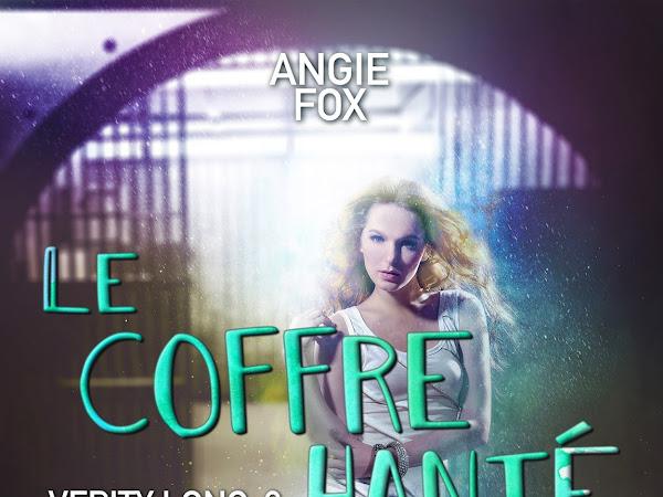 Verity Long #3 Le coffre hanté de Angie Fox