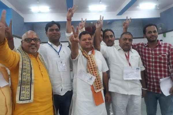 neeraj-sharma-win-faridabad-nit-86-vidhansabha-agaist-nagender-bhadana