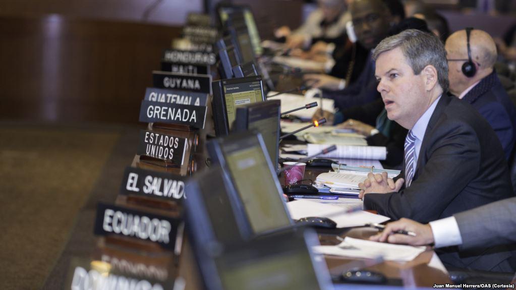 Consejo Permanente falló sobre Venezuela solo con cinco votos contrarios / OEA