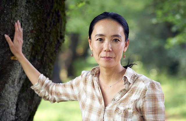 La réalisatrice Naomi Kawase