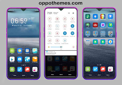 Experience 6 Theme For Oppo & Realme Android
