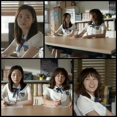 Korean Drama Addicted : Sinopsis School 2017 Episode 2 Part 2