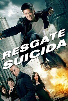 Resgate Suicida Torrent – BluRay 720p/1080p Dual Áudio