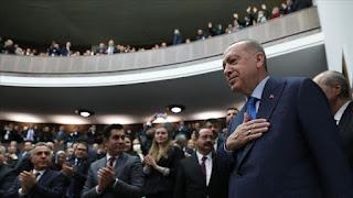 أردوغان يدعو مواطني بلاده لتوخي الحذر من فيروس كورونا