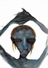 Self Portrait, pintura de Marilyn Manson.