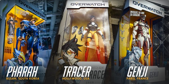 Blizzard's New FPS Overwatch Release Made Larger-Than-Life | Left ...